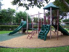 Photo of playground at Island City Park Preserve