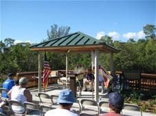 Photo of Snook Creek pavilion