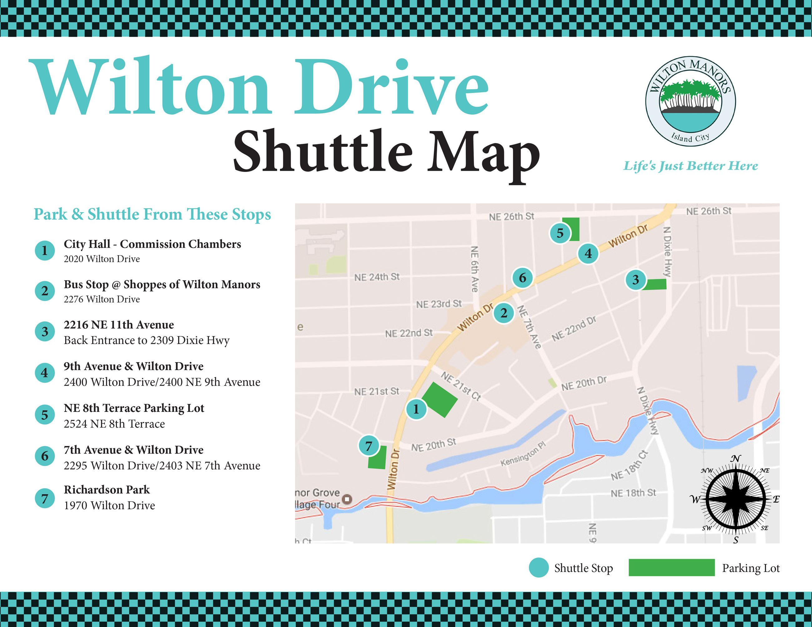 WM Shuttle Map 1.4.18