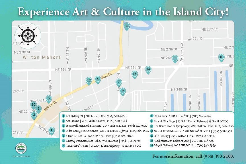 Art & Culture | Wilton Manors, FL - Official Website Wilton Manors Fl Street Map Detailed on indian river shores fl map, deland fl map, miami fl map, north port fl map, orange park fl map, high springs fl map, lauderdale lakes fl map, orange city fl map, cross creek fl map, the villages fl map, broward county fl map, fort white fl map, clay county fl map, st joe beach fl map, seminole fl map, st marks fl map, union park fl map, salt springs fl map, fort lauderdale florida airport map, lakeland fl map,
