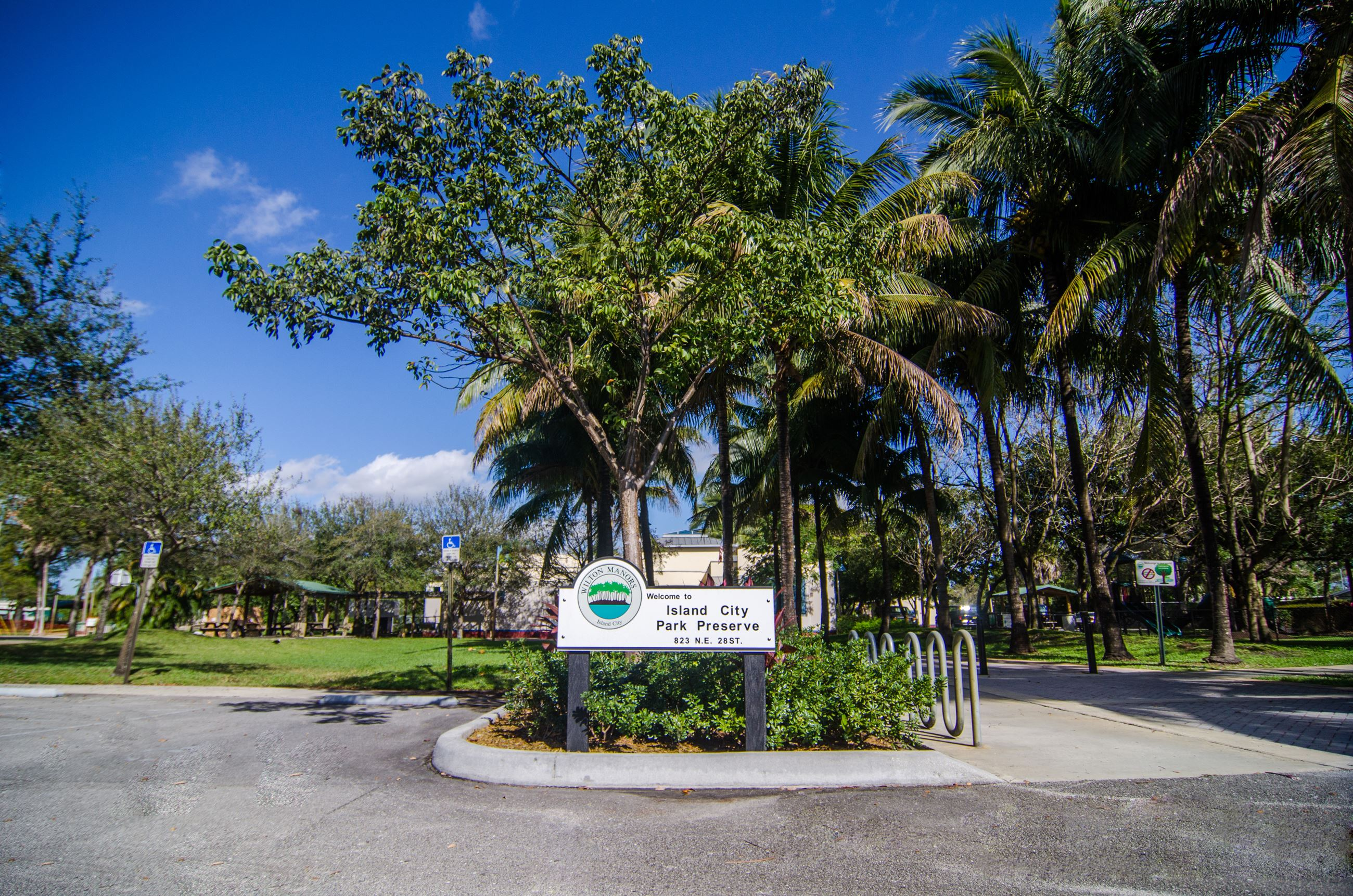 Island City Park Preserve | Wilton Manors, FL - Official Website on city street map of wilton, city of wilton manors employment, wilton manors florida map,