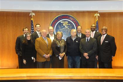 Mayor Resnick and the FCC IAC