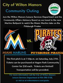 Miami Marlins Outing 2013.JPG
