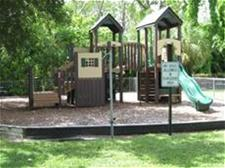 Photo of playground at Colohatchee Park