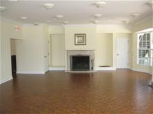 Photo of rental room inside the Richardson Historic House