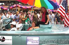 Picture of participants at the Stonewall Street Festival