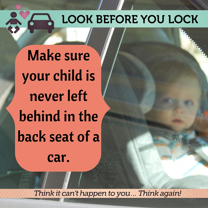 Look before you lock